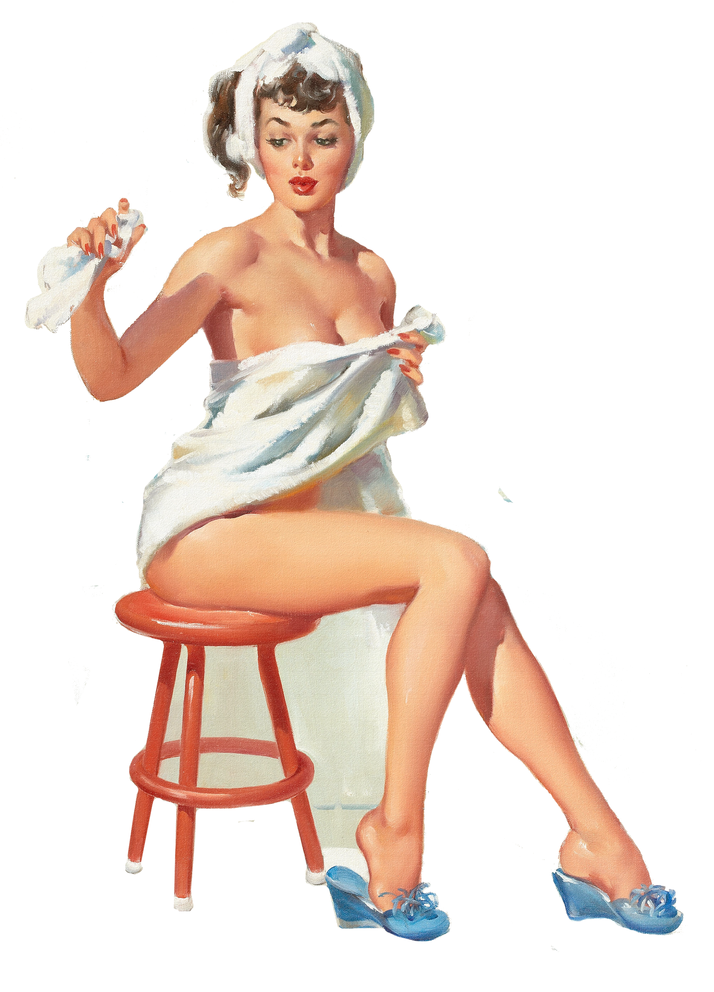Sensualwoman PIN-UP GIRLS custom pic 4