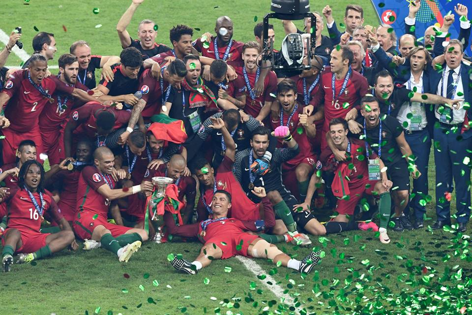 1DiamondAngel Portugal Celebrate First Thropy EURO 2016 .Congratulations PORTUGAL EURO 2016 CHAMPIONS custom pic 3