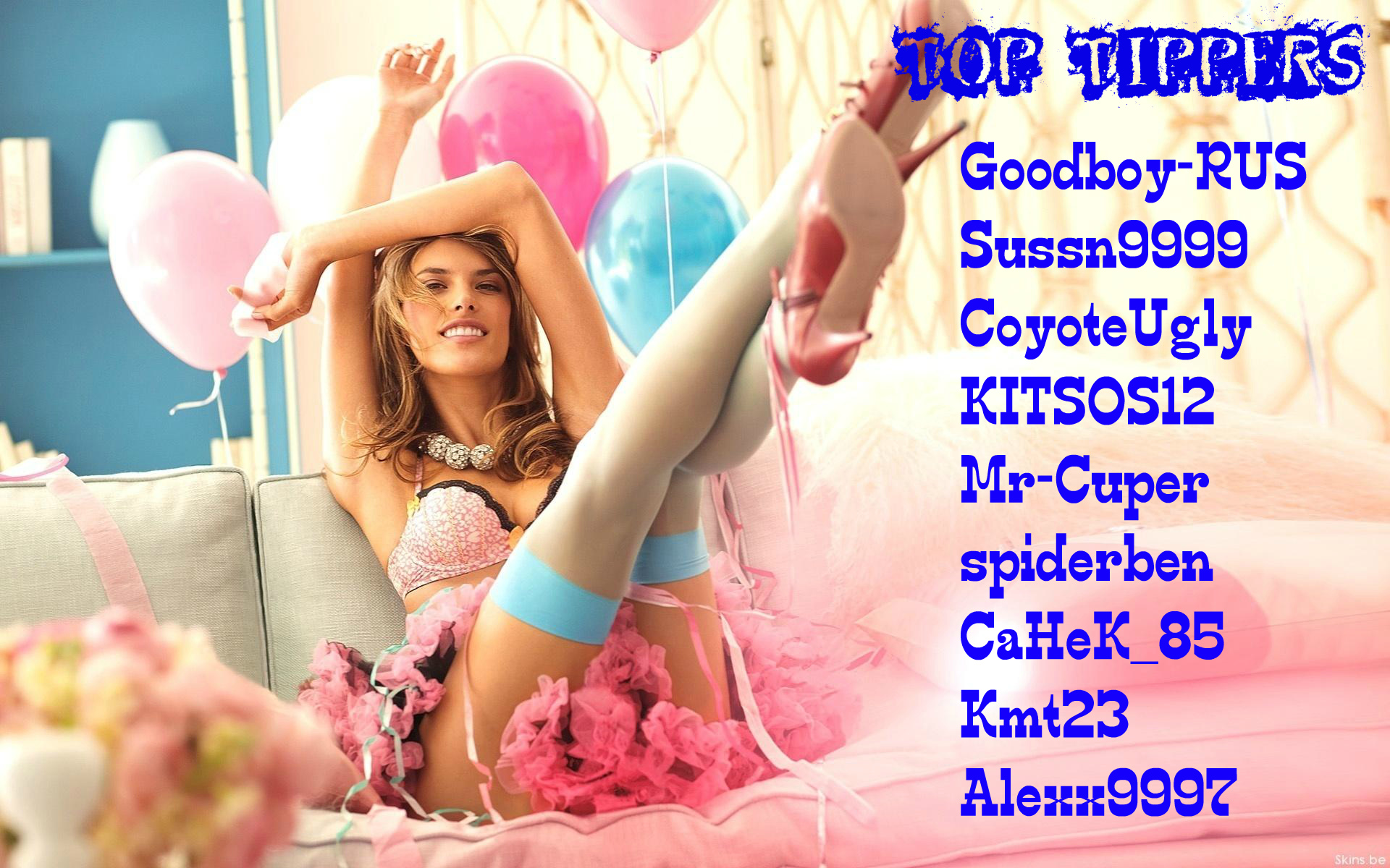 twitters TOP TIPPERS custom pic 1