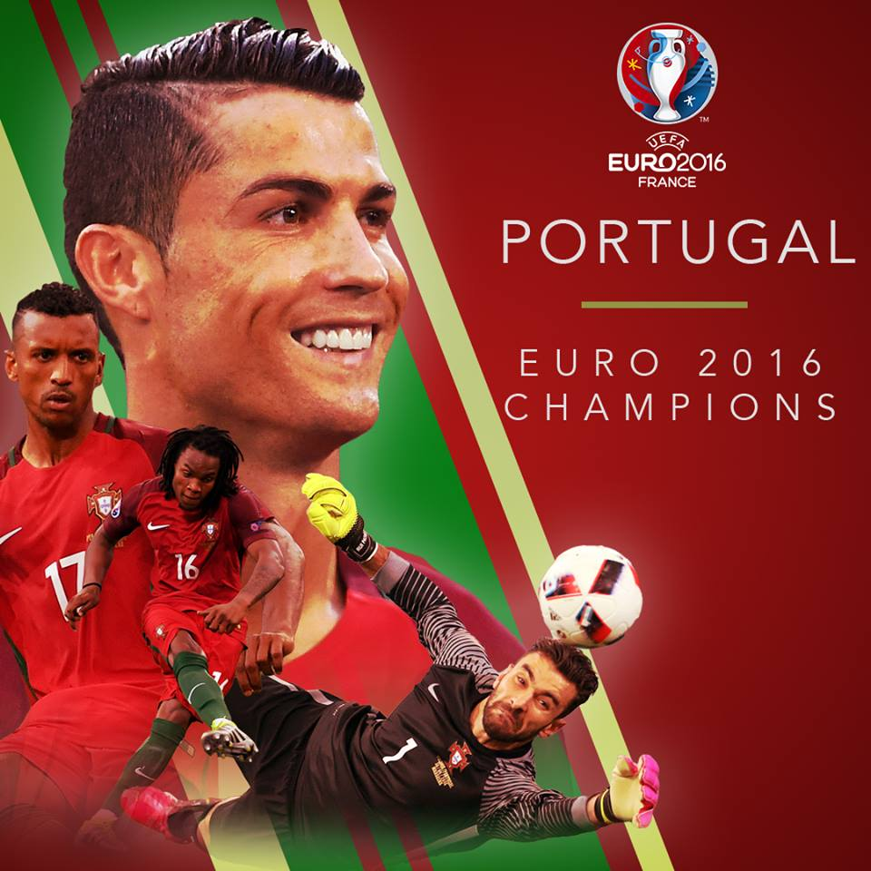 1DiamondAngel Portugal Celebrate First Thropy EURO 2016 .Congratulations PORTUGAL EURO 2016 CHAMPIONS custom pic 1