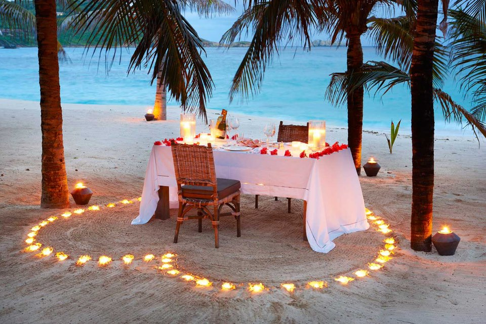oksiov1 Dreaming about romantic dinner on the beach custom pic 1