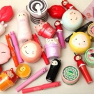 A lot of korean cosmetics