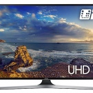 "SAMSUNG TV UE50MU6100 - 50"" 4K Ultra HD Smart TV Wi-Fi LED TV"