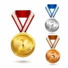 Many medals in my Profile