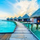 I want to visit the Maldives