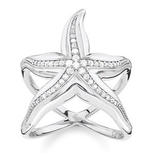 THOMAS SABO RING STARFISH