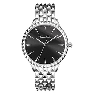 THOMAS SABO WOMEN'S WATCH REBEL AT HEART WOMEN (BLACK)